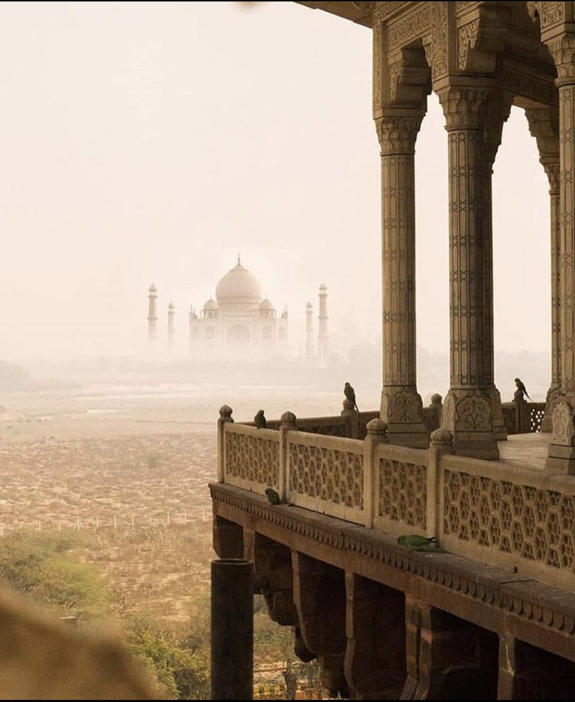 Inde éternelle- Taj Mahaal- collection engagée