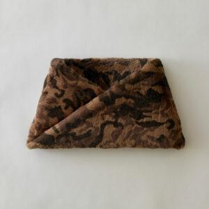 tour de cou simple camouflage